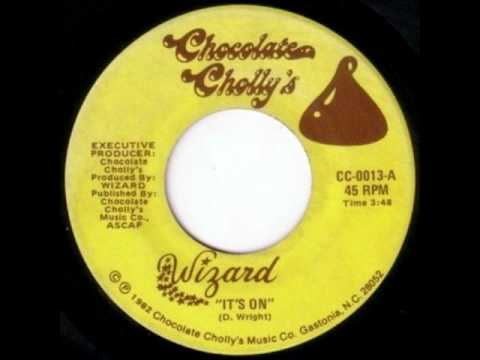 Wizard - It's On (Boogie/Funk)