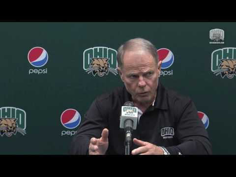 Ohio Football 2016: Frank Solich Weekly Press Conference 10/24
