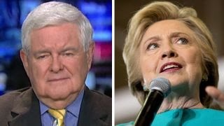 Newt Gingrich: Hillary is the personification of corruption