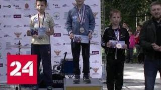 В Богородицке провели благотворительный марафон среди школьников   Россия 24