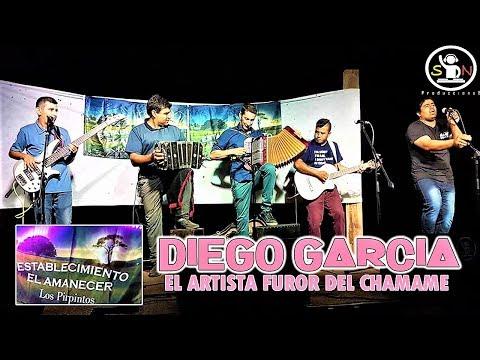 DIEGO GARCIA - ESTABLECIMIENTO EL AMANECER