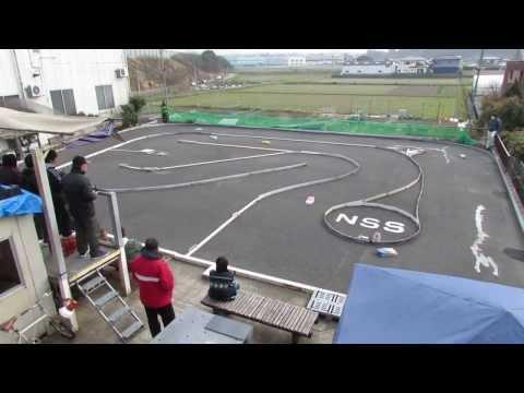 NSS月例レース・ツーリングクラスAメイン決勝 2014.3.9