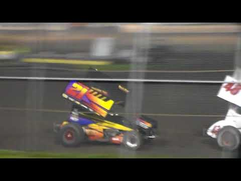 305 Sprint Car Amain @ Boone Speedway 05/05/18