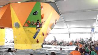 Australian Bouldering National Titles - Rae-Line