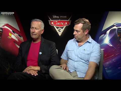 Cars 3 - Interview of Brian Fee and Kevin Reher
