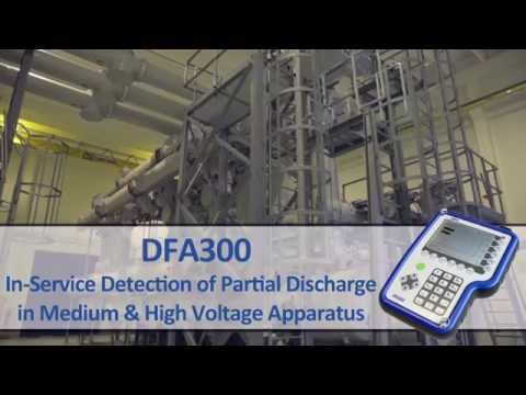 Doble DFA300 - Radio Frequency Interference and Acoustic Signal Surveyor