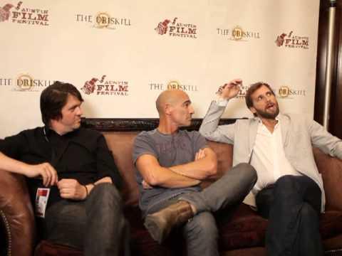 Big Sur Cast - Josh Lucas, Jean Marc Barr talk with Dustin Chase Texas Art  & Film