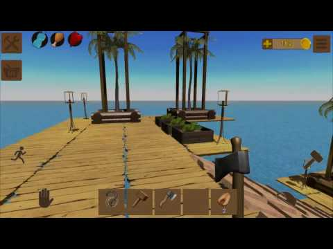Oceanborn: Survival on Raft Android / iOS Trailer