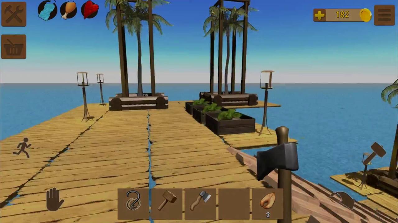 Oceanborn: Survival on Raft Android / iOS Trailer