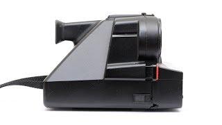 Thermal Paper Polaroid