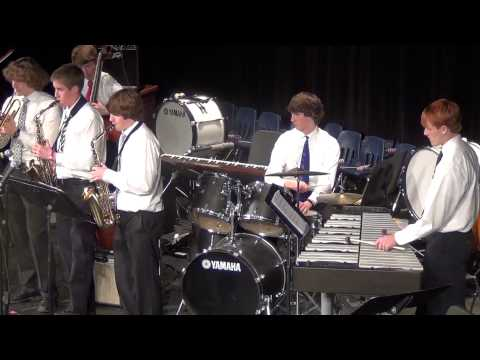 Collegiate School Jazz - Downtown Funky Stuff plays Charly Parker