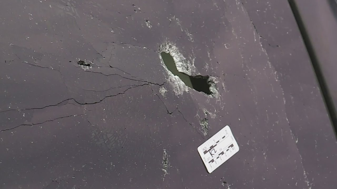 150 bullets hit 8 apts, 7 cars, 1 woman in NE Portland