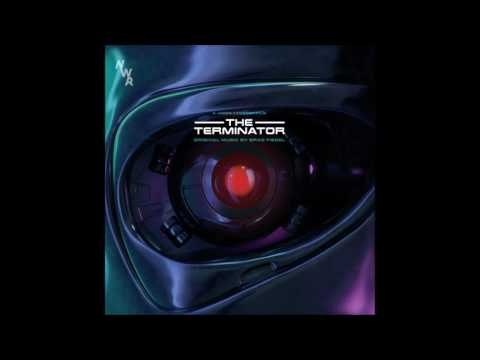 Brad Fiedel  Terminator Theme Extended The Terminator OST