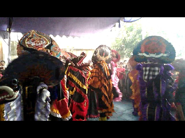 kiprah barongan GC