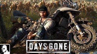 Days Gone Gameplay German #5 - Allein gegen alle -  Let's Play Days Gone Deutsch PS4
