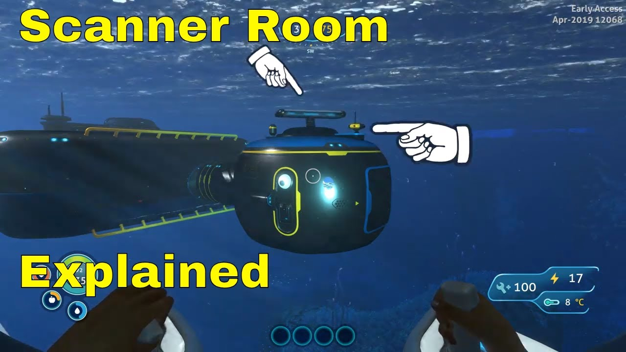 Subnautica Scanner Room Tips Www Thegamer Com This subnautica mod introduces a improved and customizable scanner room, now fully compatible with current mods. nlo
