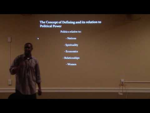 Regaining our Power: African History class week 5 clip