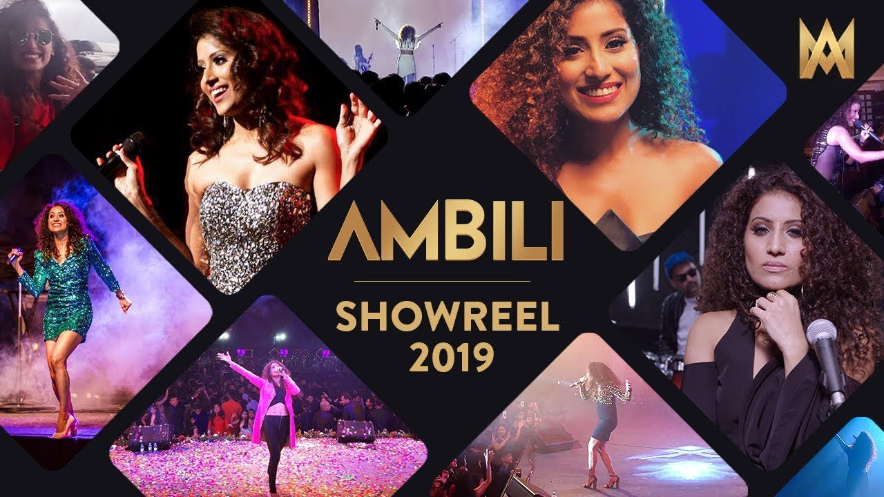 The Ambili Experience - Showreel 2019