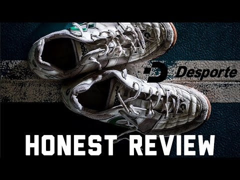 Desporte Futsal Shoe Review