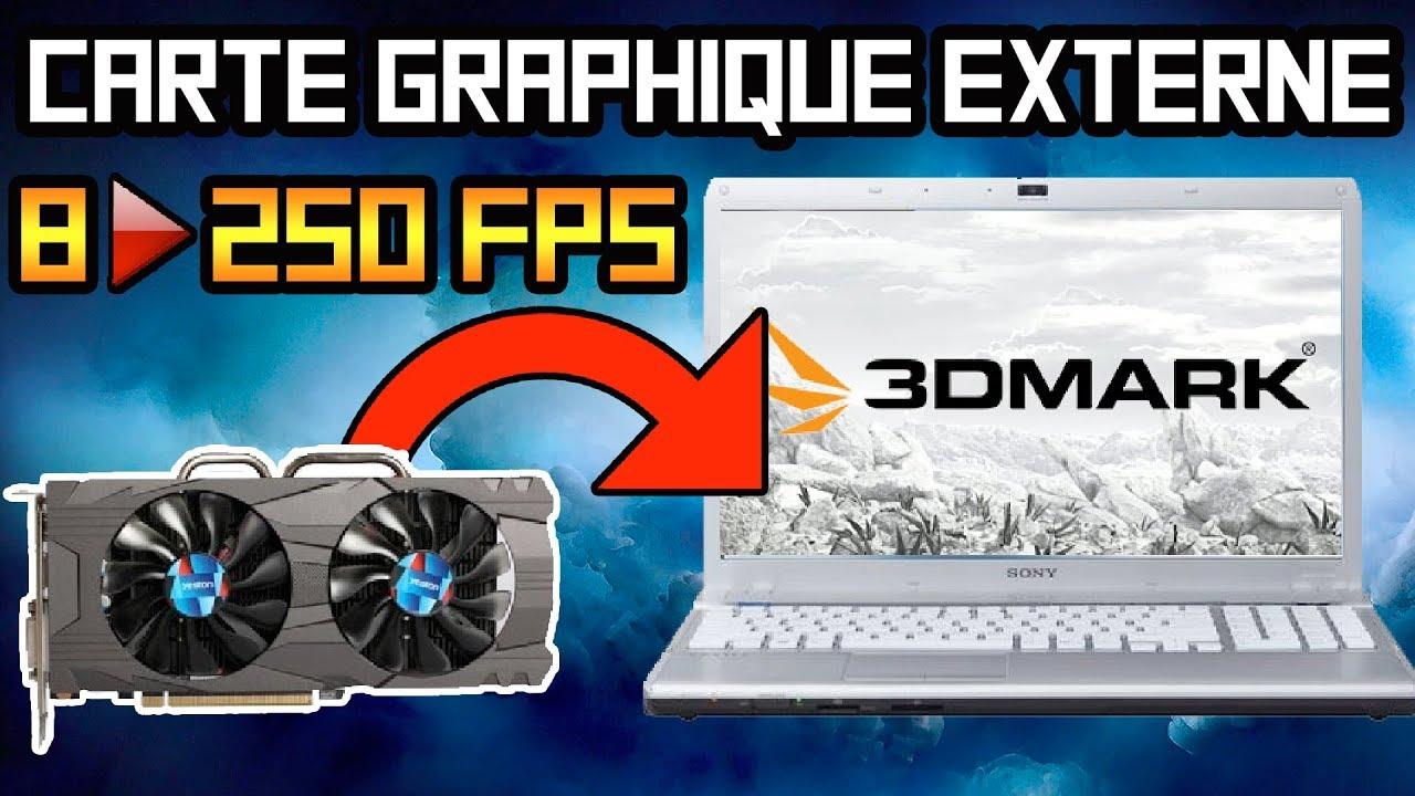 carte graphique nvidia pour pc portable CARTE GRAPHIQUE EXTERNE POUR PC PORTABLE E GPU : le tuto !   YouTube