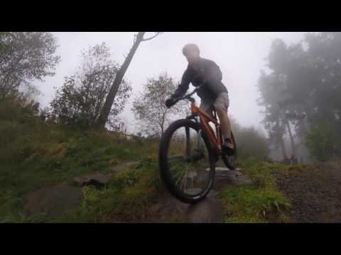 Mountain Biking with MY Adventure Edinburgh