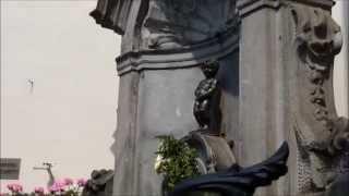 June 2013 - Manneken Pis - Brussels, Belgium