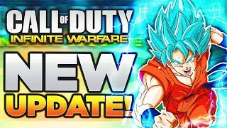 *NEW* INFINITE WARFARE DLC WEAPONS UPDATE 1.21! (HIDDEN EPICS) - NEW COD IW SUPPLY DROP OPENING DLC