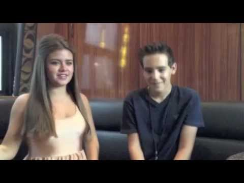 Jacob Whitesides interview / Teen Hoot / Hoot Fest July 07, 2012