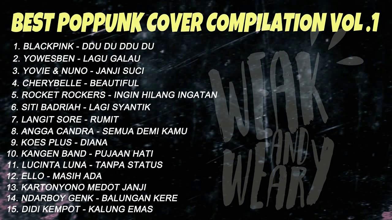 BEST ALBUM POPPUNK COVER 2019