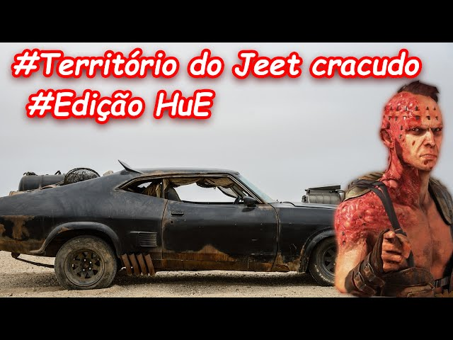 MAD MAX - Limpando o territorio do Jeet