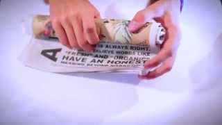 [ASMR] Lush n°2 : Crinkly Thick & Thin Papers, Bags, Newspaper - No Talking