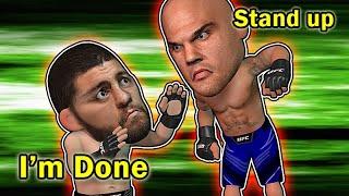 Nick Diaz loses by TKO to Robbie Lawler