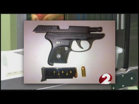 Ex-cop owns gun confiscated at Dayton International Airport