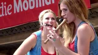 COUNTRY SISTERS SHOW Bühl BE 2016 BEEF PARTY