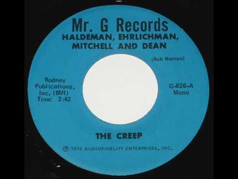 Haldeman, Ehrlichman, Mitchell and Dean