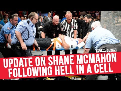 Update On Shane McMahon Following Hell In A Cell
