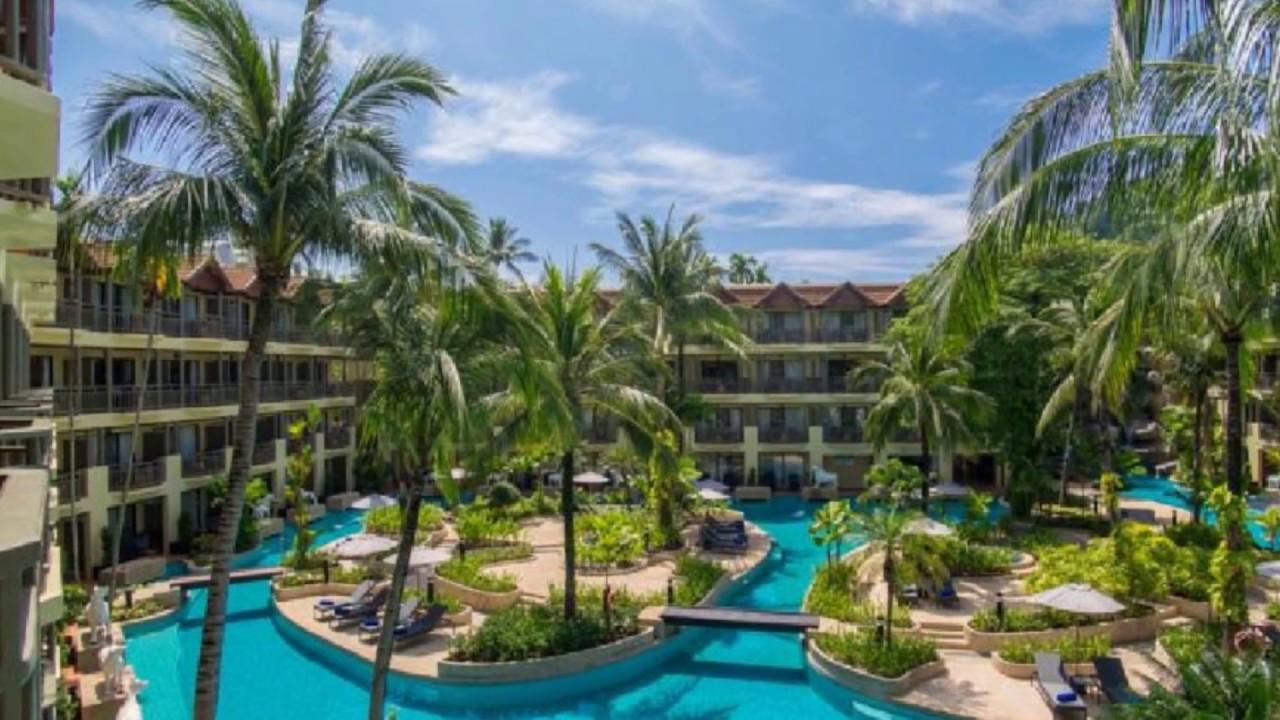 Marriott Hotel Phuket Patong Beach