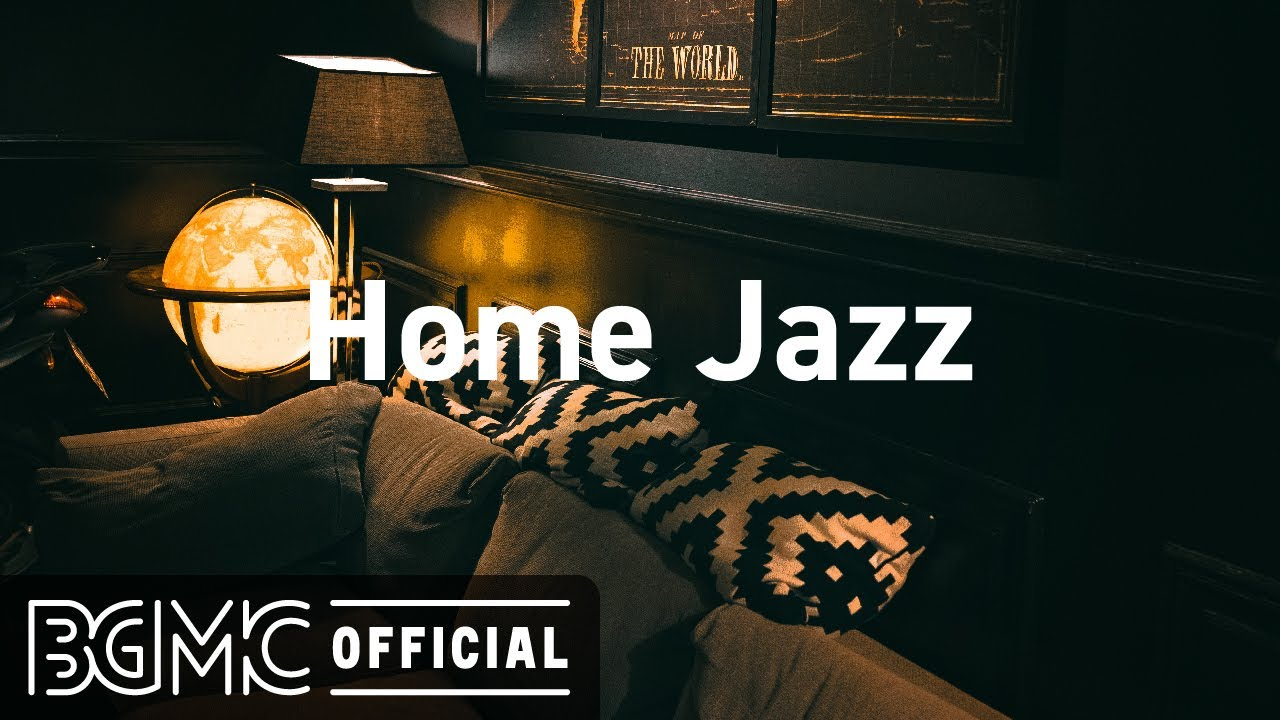 Home Jazz: Smooth Winter Jazz - Warm Jazz Coffee Instrumental Music for Relaxing
