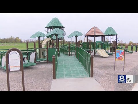 New Inclusive And Handicap Accessible Playground At Sweden Town Park