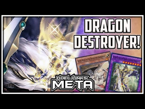 NEW Destruction Swordsman! Counters Blue-Eyes + Top Tier Deck Matches! [Yu-Gi-Oh! Duel Links]