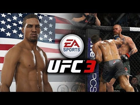 EA Sports UFC 3 Beta - Fighter Showcase - Kevin Lee!
