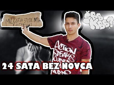 24 SATA BEZ NOVCA | ŠBBKBB | Epizoda 5 #TotalniJoomBoos