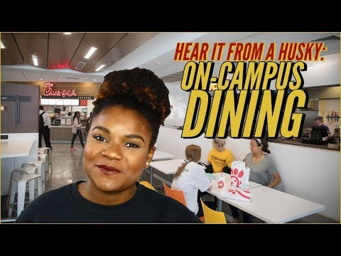 On-Campus Dining at Bloomsburg University