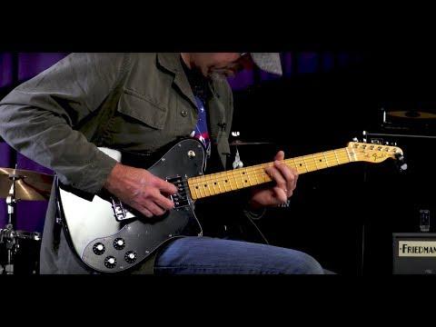 """Fender American Vintage """"Thin Skin"""" '72 Telecaster Custom  •  Wildwood Guitars"""