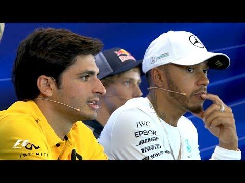 2017 US Grand Prix: Pre-Race Press Conference