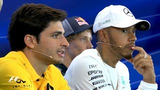 2017 US Grand Prix: Pre-Race Press Conference