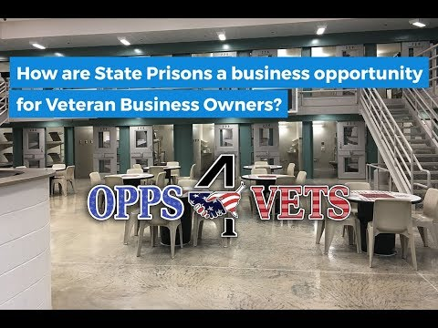 S4E20 Did you know State Prisons are a great Business Opportunity? Ask the Expert
