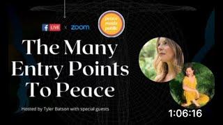 Peace Made Public with Tyler Baston, special guests: Helen Vonderheide and Tiensirin
