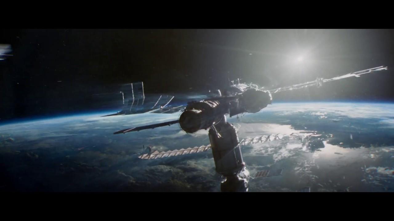 Download Gravity - Re-Entry scene