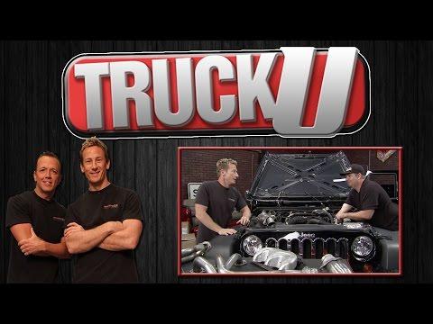 Jeep Build-Off Day 1 | TruckU | Season 7 | Episode 14